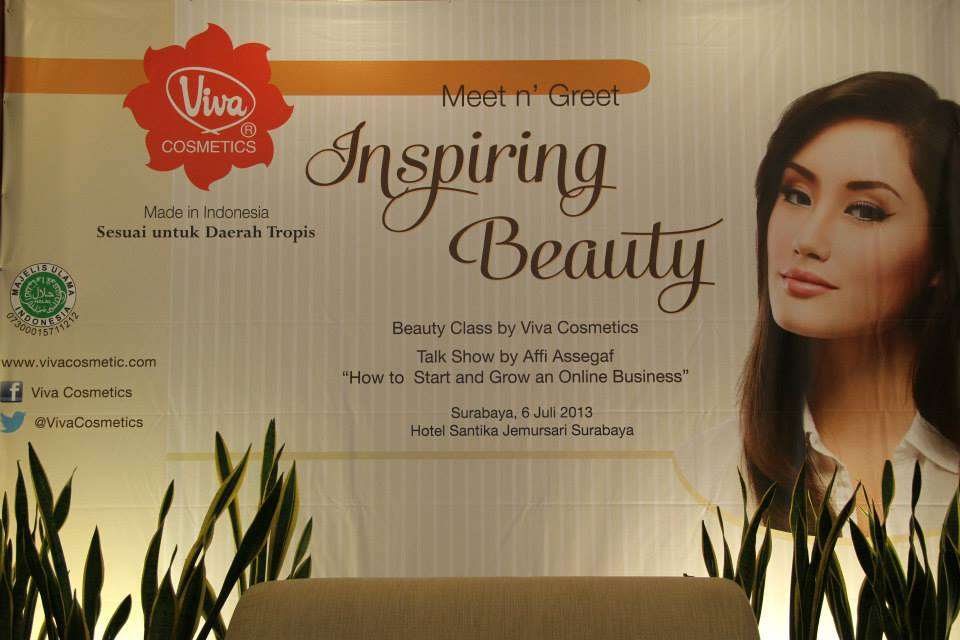 A Day in Surabaya with Viva Cosmetics - Female Daily