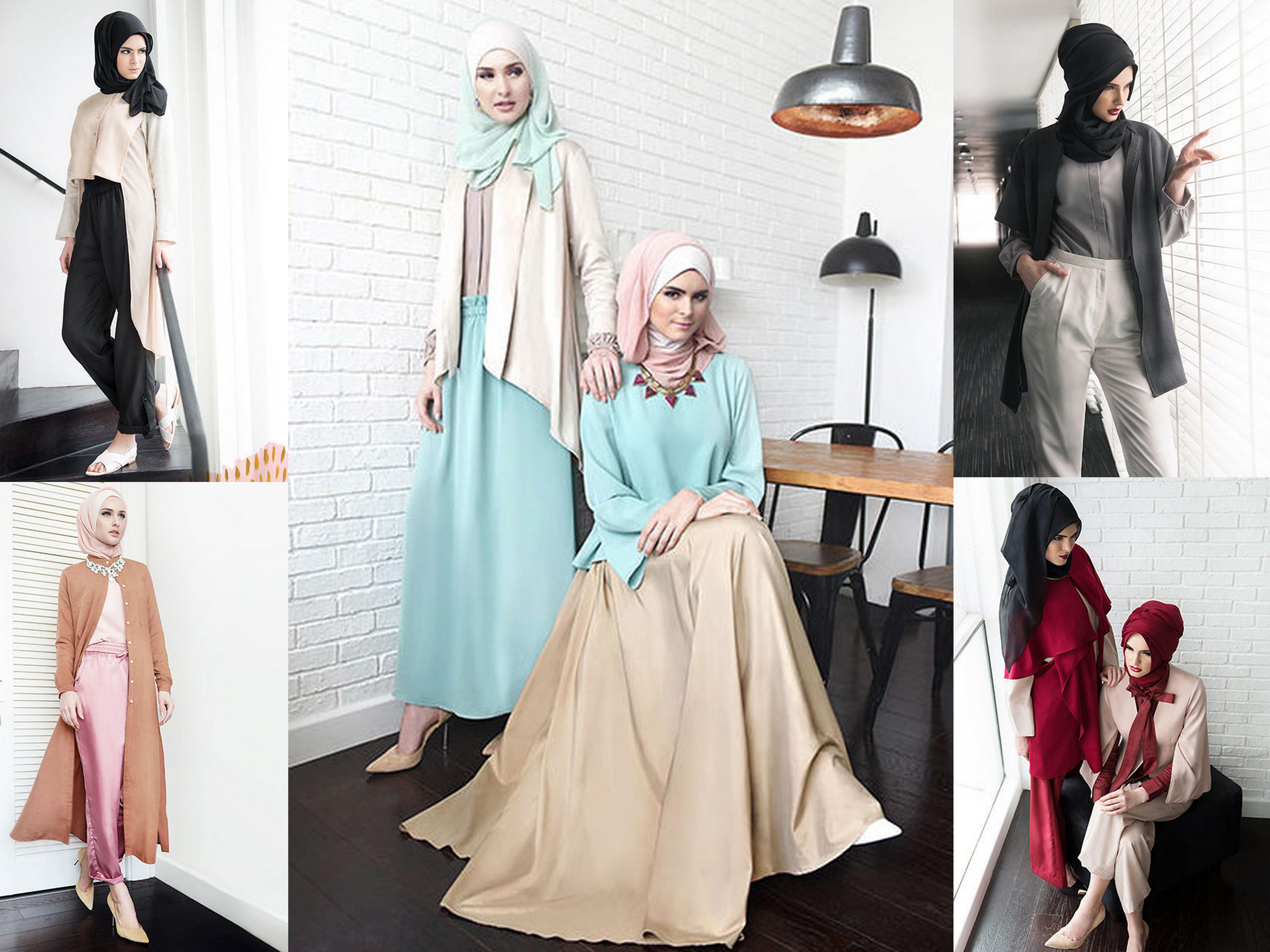 Zalora Muslim Spring Collection 11 Semarakkan Dunia Fashion