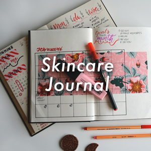 Skincare Journal Female Daily