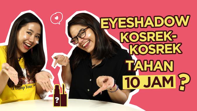 Liquid Eyeshadow Brun-Brun Bisa Tahan 10 Jam? | Wear Test Wednesday