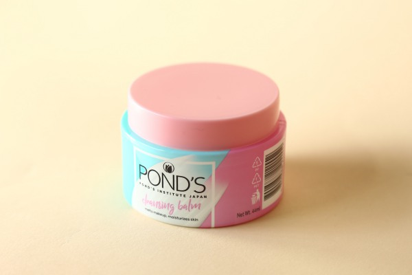 Review Pond's Cleansing Balm-8