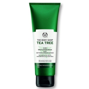THE BODY SHOP TEA TREE 3 IN 1 WASH-SCRUB-MASK - 300