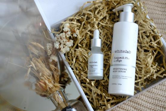 Whitelab Body & Face Serum, Skincare untuk Kulit Kusam ...