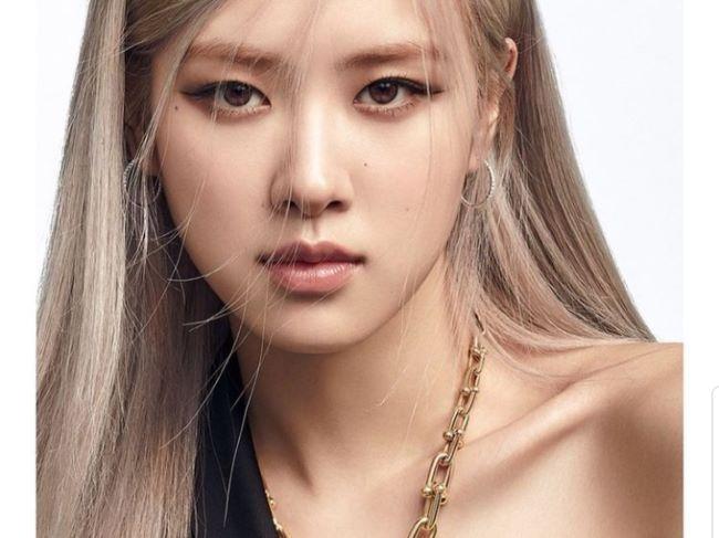 Rose BLACKPINK Terpilih Jadi New Global Ambassador Tiffany & Co.!
